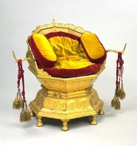 Ranjit_Singh's_golden_throne