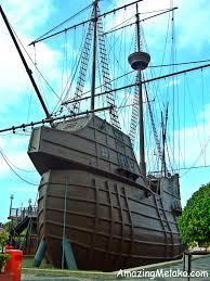 The Melaka Maritime Museum